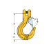 Крюк с вилочным соединением тип SALKH