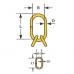Звено с доп. кольцами тип NRLI для 3-и 4- ветвевых строп (DIN 5688)