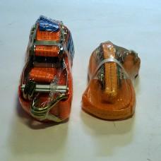 Стяжные ремни с натяжным устройством, кольцевой
