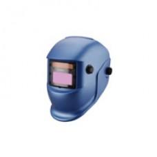 Маска сварщика с АСФ - MEGA-350D (blue) синяя