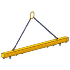 Траверсы тип В с изменяемыми расстояниями между скобами