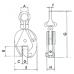 Захваты АВТ для вертикального подъёма и кантования листовой стали
